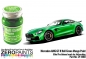 Preview: ZEROPAINTS ZP-1468 Mercedes AMG GT R Hell Green (Matt) Paint 60ml