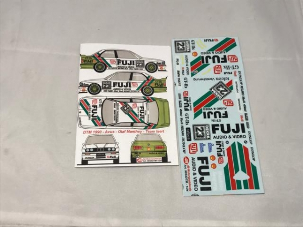 Decal BMW M3 Fuji