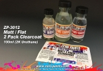 ZEROPAINTS ZP-3012 MATT/ FLAT 2 Pack Clearcoat 100ml (2K Urethane)