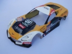 Painted GFK Body 1:24