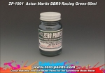 ZEROPAINTS ZP-1001 Aston Martin DBR9 Racing Green Paint 60ml